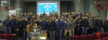 make in nuoro at school